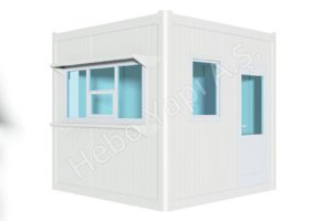 Охранителни кабини
